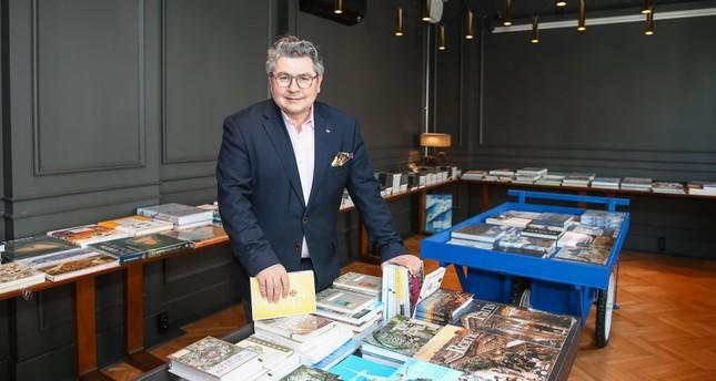 Global Resources Chairman Mehmet Öğütçü.