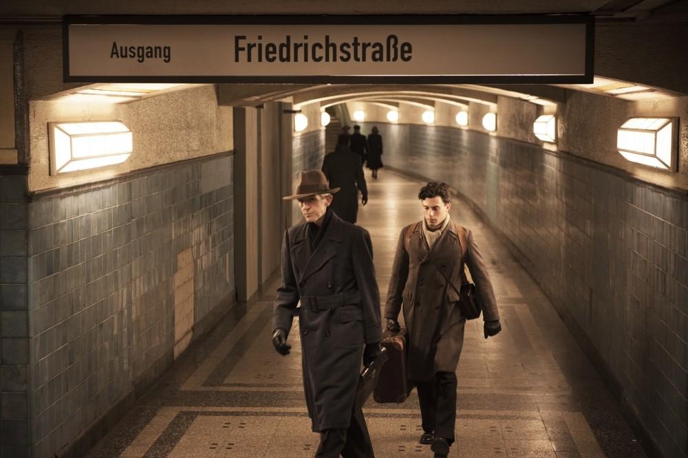 A still from the film u201cDie Unsichtbaren: Wir Wollen Lebenu201d (u201cThe Invisibles: We Want to Liveu201d).