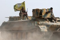 US trained YPG for potential Turkish op in Syria: report