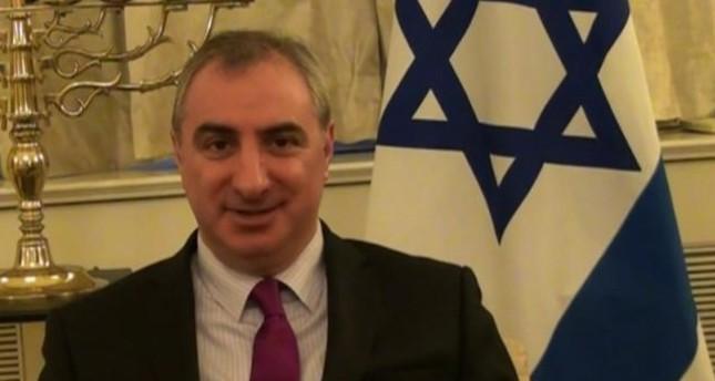 السفير الإسرائيلي الجديد يصل إلى تركيا غداً