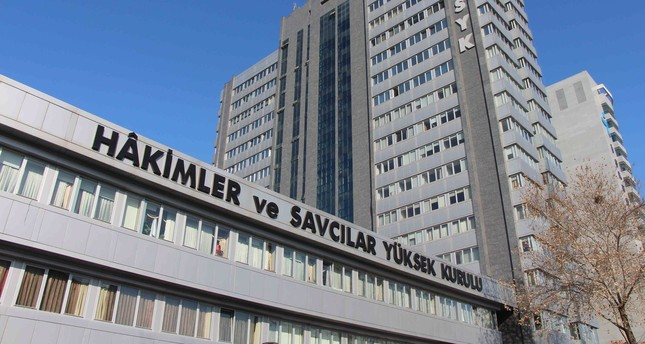 Supreme Board of Judges and Prosecutors suspends 684 judges, prosecutors over suspected FETÖ ties