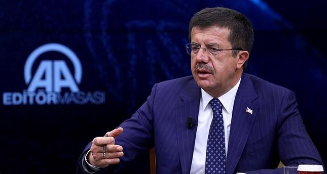وزير الاقتصاد التركي: نتوقع نمواً يتجاوز 6 بالمئة هذا العام