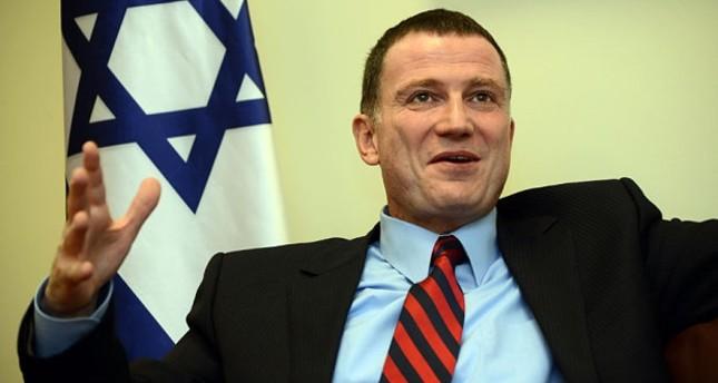 استقالة رئيس البرلمان الإسرائيلي يولي إدلشتاين