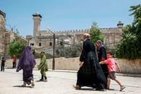 المسجد الإبراهيمي في الخليل (من الرشيف)