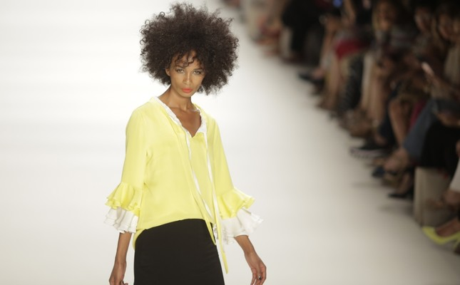 Berlin kicks off fashion week with look toward next summer's trends