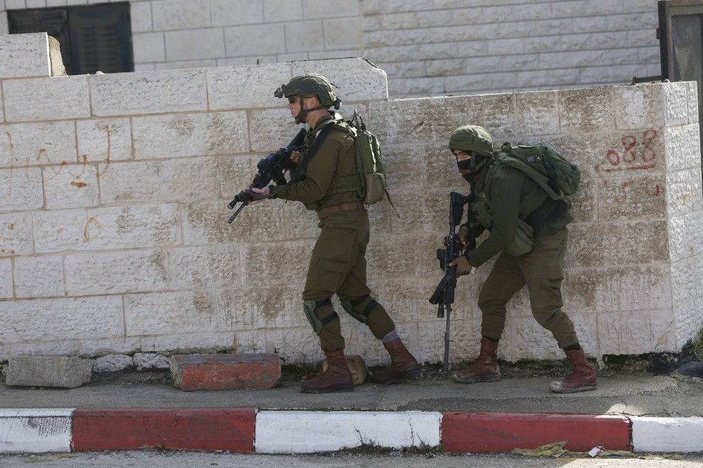 Israeli army stepped up attacks against official Palestinian institutions in the occupied West Bank city.