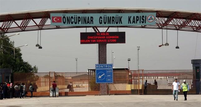 تركيا تعيد فتح معبر أونجو بينار الحدودي مع سوريا بعد إغلاقه عدة أيام