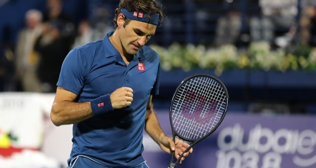 Federer wins Dubai Championships for 100th career title - Daily Sabah