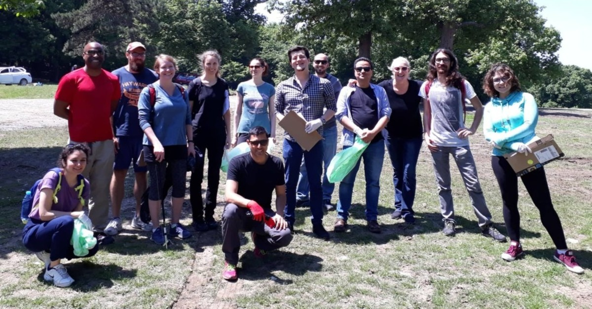World Cleanup Day 2019 is an annual international day devoted to combating the global solid waste problem through having a good time by collecting litter.
