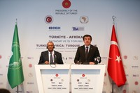 Economy Minister Zeybekci: The future will be in Africa