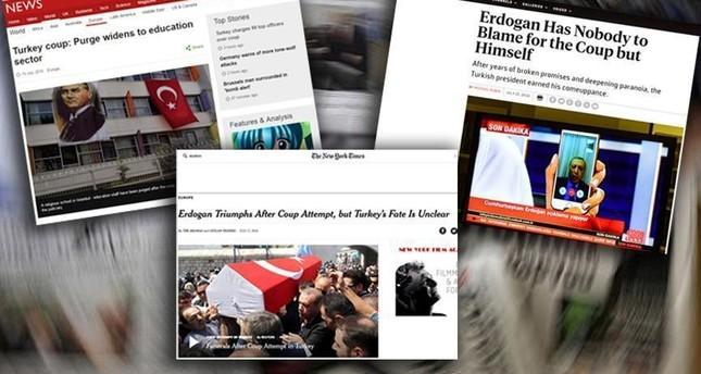 الإعلام الغربي يعكس صورة مشوهة لكفاح الشعب التركي من أجل الديمقراطية (خبراء)