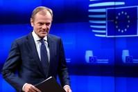 رئيس المجلس الأوروبي، دونالد توسك  (رويترز)