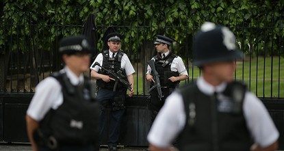 pOfficials in the United States say British authorities have identified the suspect in the Manchester suicide bombing attack as Salman Abedi./p  pA U.S. official confirmed the identity Tuesday to...