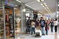 Foreign shoppers account for 30 pct of sales at Istanbul malls