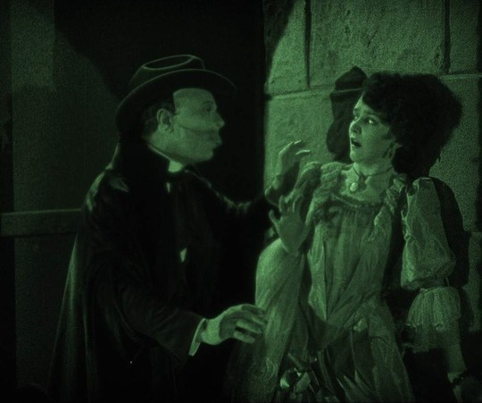 """The restored version of """"The Phantom of the Opera"""" will be screened at the festival."""