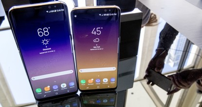 pSamsung Electronics is investigating claims by a German hacking group that it fooled the iris recognition system of the new flagship Galaxy S8 device, the firm said yesterday. The launch of the...