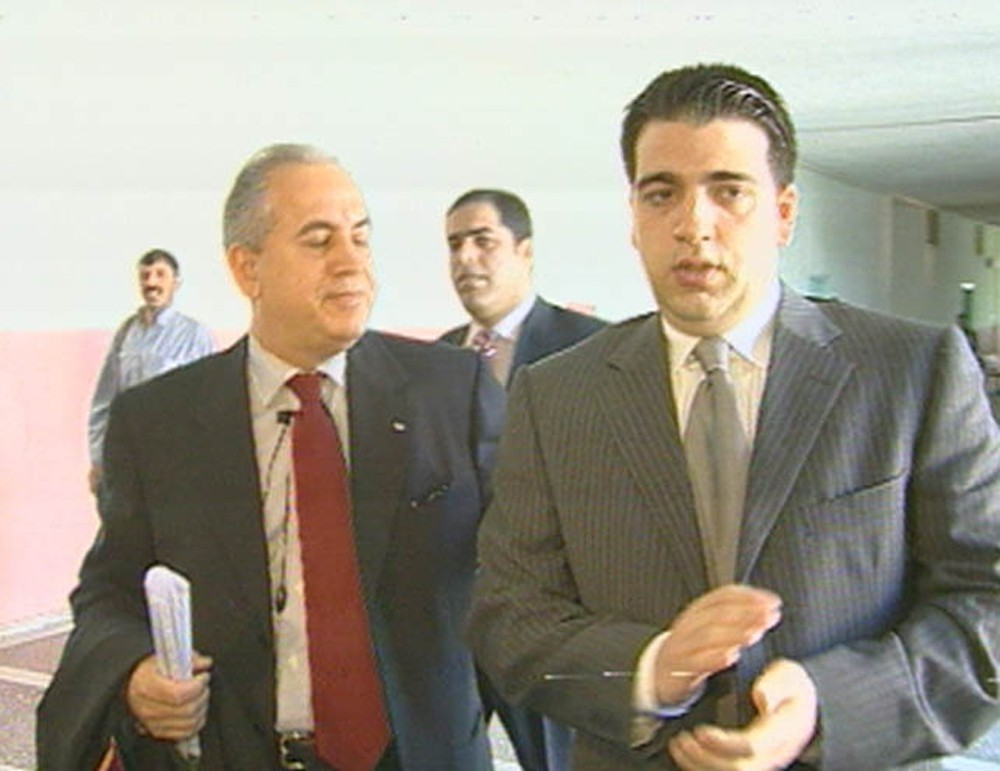 (R) Photo shows Yavuz Yu0131lmaz. (IHA Photo)
