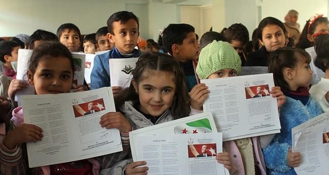 تقرير: اللاجئون في المخيمات التركية يتلقون تعليماً أكثر من الساكنين خارجها