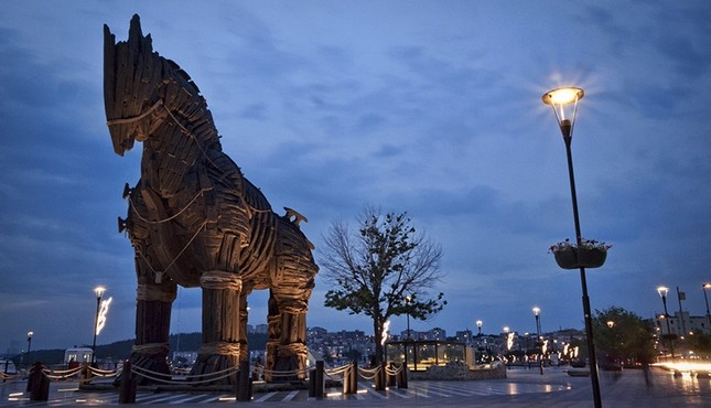 Turkey's new Troy Museum to draw 1 million tourists, celebrities; Daily Sabah