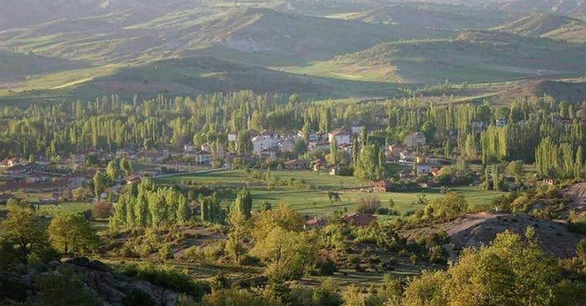 Thanks to its close proximity to the ancient city of Orthosia, Yenipazar became a new marketplace for the surrounding regions. (Sabah File Photo)