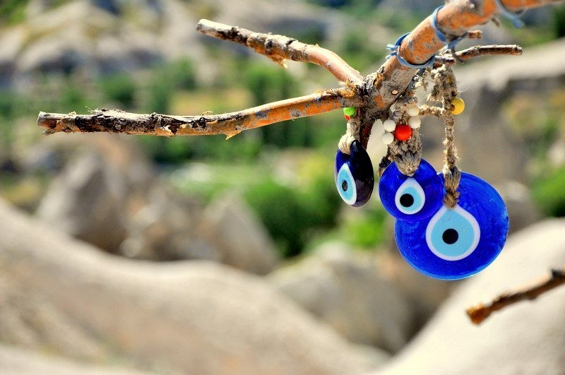 Throughout history, the need for protection from the evil eye has been reflected in the creation of amulets offering protection.