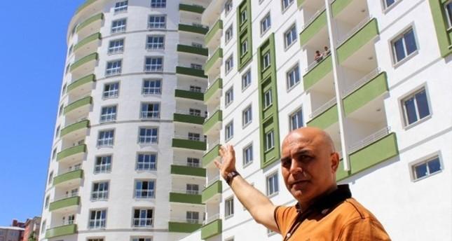بلدية تركية تُهدي منازل لأسر شهداء المحاولة الانقلابية الفاشلة