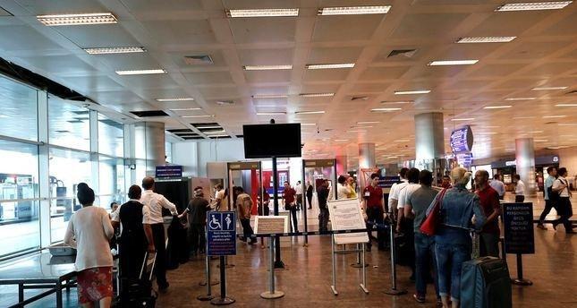 يلدريم: سننتهي من تحقيقات هجوم المطار خلال يومين وأدلة على تورط داعش