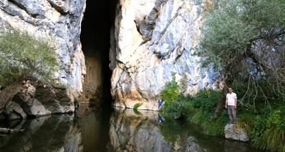 pFormed over millions of years in the Taurus Mountains of Konya's Derebucak district, the Çamlık Caves attract the attention of nature lovers with the small rivers that flow inside them and the...