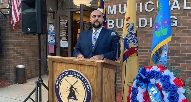 Longtime Muslim NJ mayor interrogated 3 hours at JFK airport upon return from Turkey