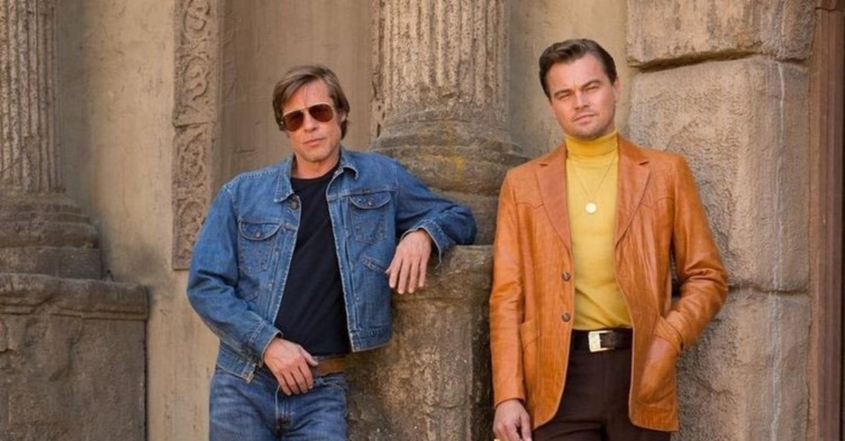 ,Once Upon a Time in Hollywood, stars Leonardo DiCaprio and Brad Pitt in the lead roles.