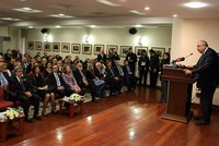 Turkey has commemorated millions of people who were killed during the Holocaust in Nazi Germany, with a commemoration ceremony held at Ankara University with the participation of Deputy Prime...