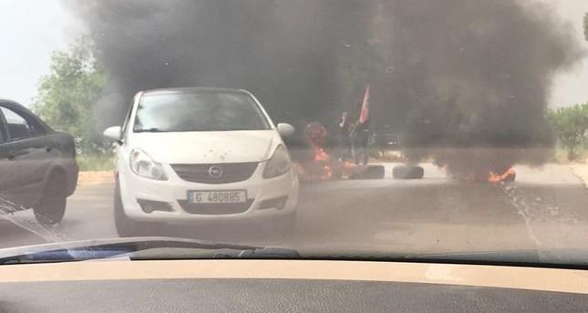 مقتل مرافقين لوزير لبناني في إطلاق نار أثناء زيارة باسيل لبلدة درزية