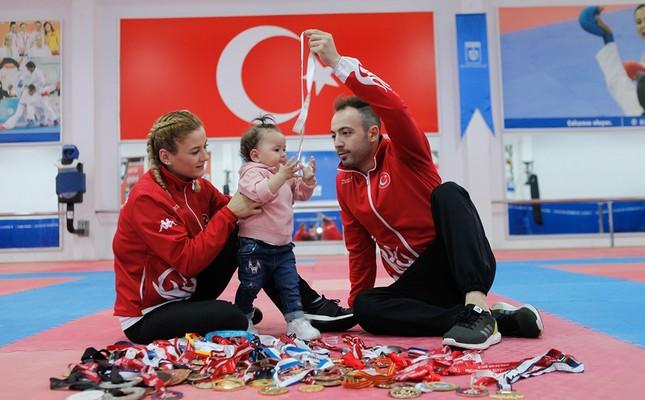 Das türkische Karate-Paar – ein Leben zwischen Familie und Sport