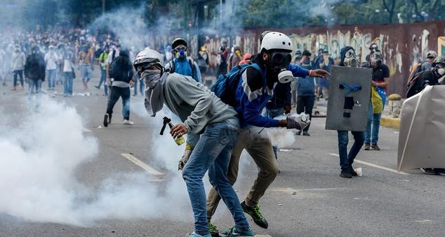 Venezuela kündigt Rückzug aus der OAS an