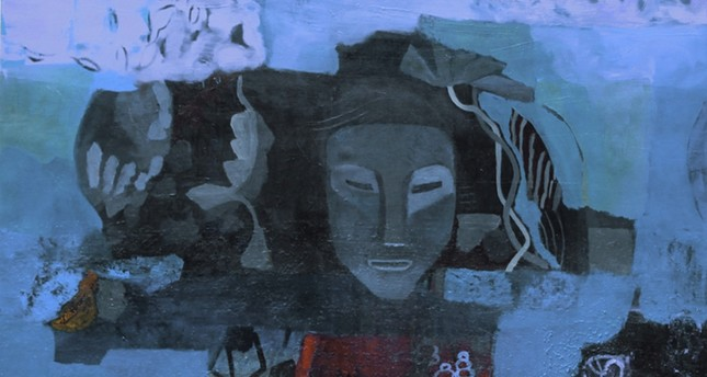 """Nur Özalp, """"Tribe,"""" 2015"""