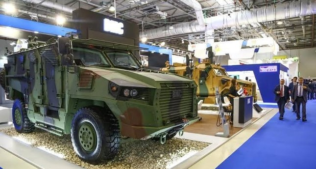 صادرات الصناعات الدفاعية التركية تحقق زيادة بنسبة 34.6 % في العام المنصرم