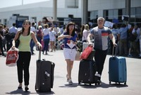 Following the normalization of ties with Russia, Mediterranean coasts saw a record increase in Russian tourists.  In May alone, 505,000 Russians visited Antalya and its neighboring areas,...