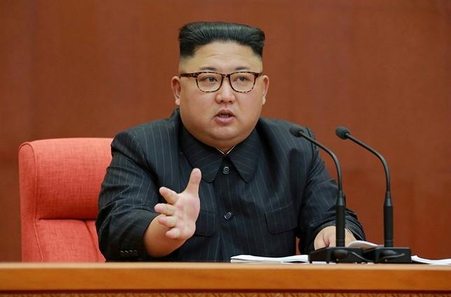 emKCNA Photo via Reuters/em