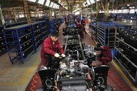 Frictions disrupt global manufacturing growth