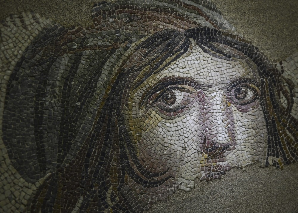 The u201cGypsy Girlu201d mosaic is the most recent artifact that has been repatriated to homeland.