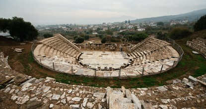 Excavations in ancient city of Metropolis reveal details of daily life
