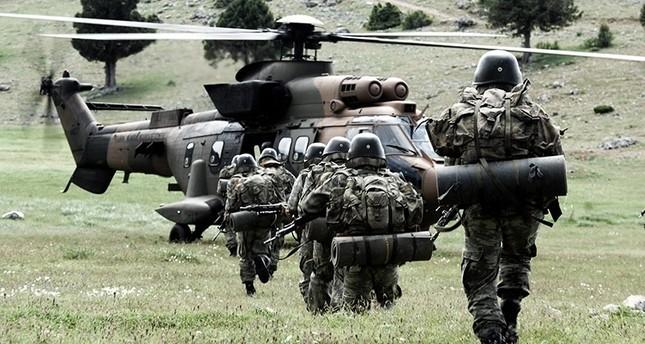 Mindestens 3 PKK-Terroristen im Nordirak getötet