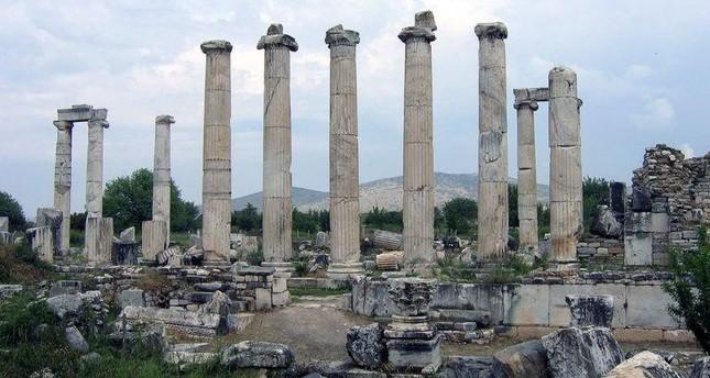ستراتونيكا جنوب غربي تركيا تسلط الضوء على خبايا الحقبة البيزنطية