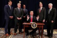 Trump says may consider sanctions against Saudi over Khashoggi