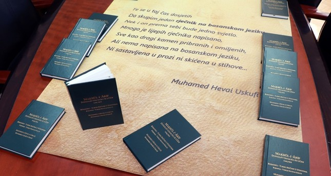 First-ever Bosnian-Turkish dictionary reprinted in Istanbul