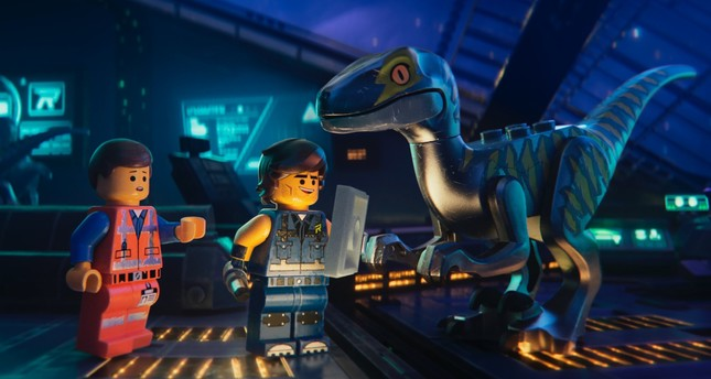 """A scene from """"The LEGO Movie 2: The Second Part."""""""