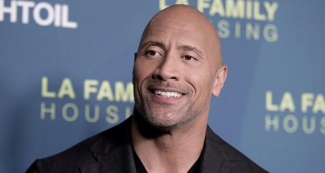 Dwayne Johnson tops Fobes' list of highest-paid actors