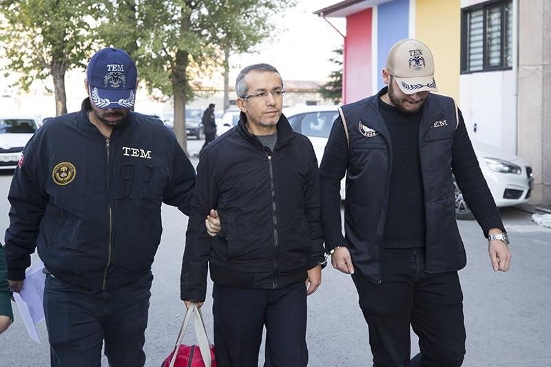 Former Van Public Prosecutor Ferhat Saru0131kaya (AA Photo)