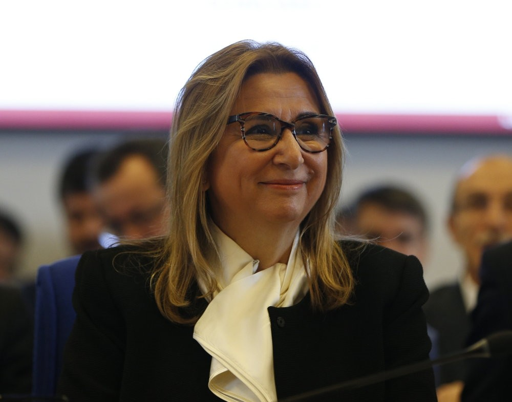 Trade Minister Ruhsar Pekcan held meetings with her Dutch and Japanese counterparts as well as international investors during the 49th World Economic Forum (WEF) in Davos, Switzerland.
