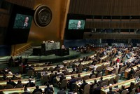 UN blames Israel for Gaza violence by vote of 120-8
